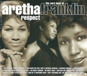 FRANKLIN, ARETHA - RESPECT-THE VERY BEST OF