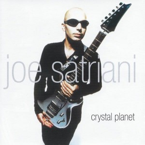 SATRIANI JOE - CRYSTAL PLANET