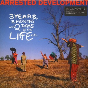 ARRESTED DEVELOPMENT - 3 YEARS, 5 MONTHS AND.. LP