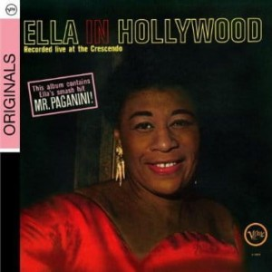 FITZGERALD, ELLA - ELLA IN HOLLYWOOD (ORIGINALS)