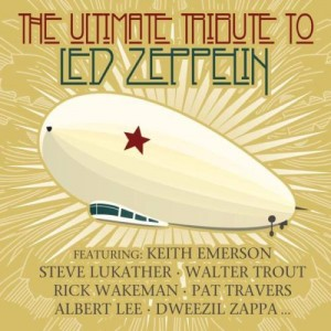 VARIOUS - ULTIMATE TRIBUTE TO LED ZEPPELIN