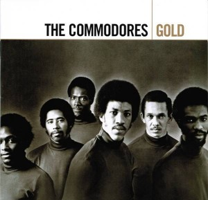 COMMODORES - GOLD (REMASTERED)