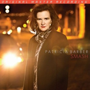 BARBER, PATRICIA - SMASH (NUMBERED LIMITED EDITION HYBRID SACD)