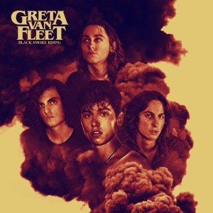 GRETA VAN FLEET - BLACK SMOKE RISING LP