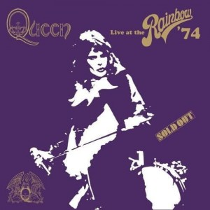 QUEEN - LIVE AT THE RAINBOW 4LP
