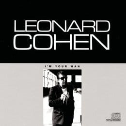 COHEN, LEONARD - I'M YOUR MAN