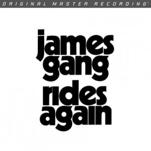 JAMES GANG - RIDES AGAIN (NUMBERED LIMITED EDITION 180G VINYL LP)