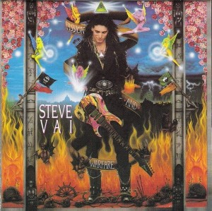 VAI STEVE - PASSION AND WARFARE