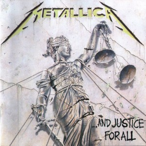 METALLICA - ...AND JUSTICE FOR ALL 2LP