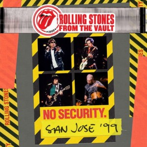 ROLLING STONES - FROM THE VAULT: NO SECURITY - SAN JOSE 1999 3LP
