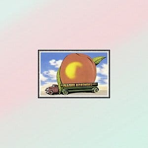 ALLMAN BROTHERS BAND - EAT A PEACH -HQ
