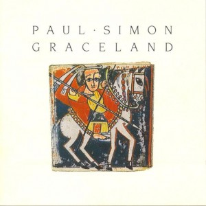 SIMON, PAUL - GRACELAND