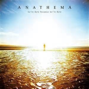 ANATHEMA  - WE'RE HERE BECAUSE WE'RE HERE(NUMBERED 180 GRAM VINYL) (2LP)