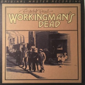 GRATEFUL DEAD - WORKINGMAN'S DEAD (NUMBERED LIMITED EDITION 45RPM 180G VINYL 2LP)