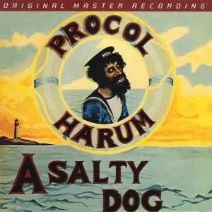 PROCOL HARUM - A SALTY DOG (NUMBERED LIMITED EDITION 180G VINYL LP)