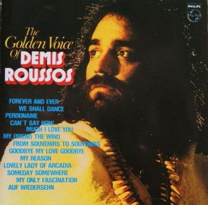 ROUSSOS, DEMIS - THE GOLDEN VOICE OF DEMIS ROUSSOS