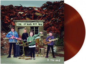 CRANBERRIES, THE - IN THE END (INDI, COLORED LP)