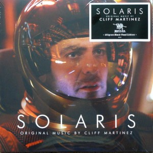 SOUNDTRACK - CLIFF MARTINEZ SOLARIS
