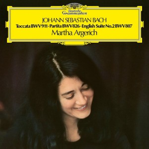 ARGERICH, MARTHA - BACH TOCCATA IN C MINOR, PARTITA 2, ENGLISH SUITE 2
