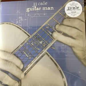 CALE, J.J - GUITAR MAN LP/CD