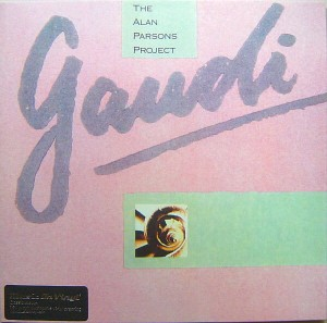 PARSONS, ALAN PROJECT - GAUDI