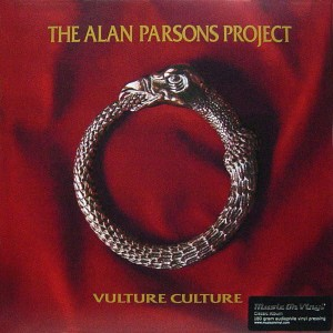 PARSONS, ALAN PROJECT - VULTURE CULTURE