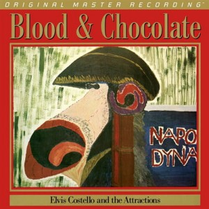 COSTELLO, ELVIS - BLOOD AND CHOCOLATE (NUMBERED LIMITED EDITION VINYL LP)