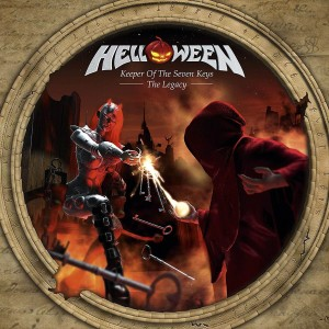 HELLOWEEN - KEEPER OF THE SEVEN KEYS- THE LEGACY