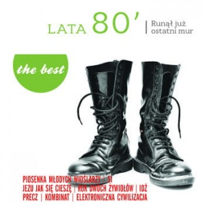 VARIOUS ARTISTS - THE BEST - LATA' 80