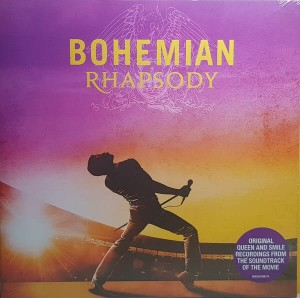 SOUNDTRACK - BOHEMIAN RHAPSODY (QUEEN)