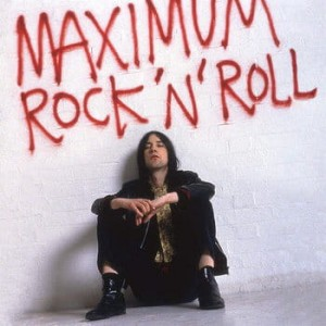 PRIMAL SCREAM - MAXIMUM ROCK 'N' ROLL: THE SINGLES REMASTERED VOLUME 1