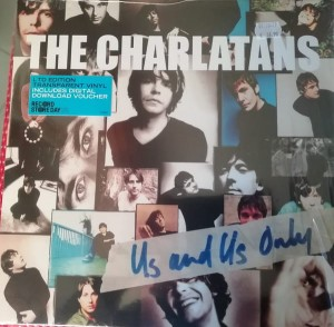 CHARLATANS - US AND US ONLY (RSD)