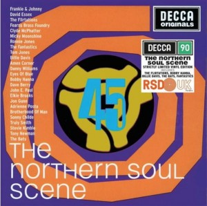 VARIOUS - THE NORTHERN SOUL SCENE (RSD)