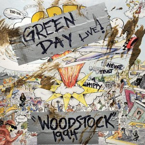 GREEN DAY - LIVE1994 RSD