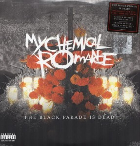 MY CHEMICAL ROMANCE - THE BLACK PARADE IS DEAD! RSD