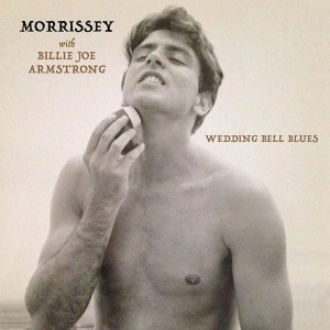 MORRISSEY - WEDDING BELL BLUES (CLEAR YELLOW 7'')