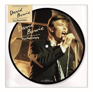 BOWIE, DAVID - BOYS KEEP SWINGING
