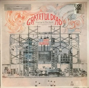 GRATEFUL DEAD - PLAYING IN THE BAND - SEATTLE, WASHINGTON 5/21/74 RSD