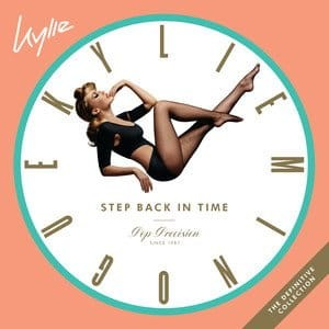MINOGUE, KYLIE - STEP BACK IN TIME: THE DEFINITIVE COLLECTION