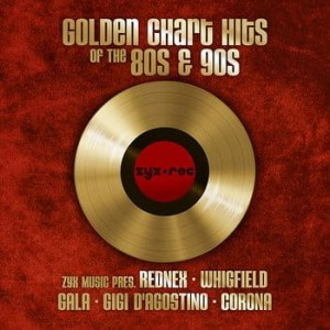 VARIOUS - GOLDEN CHART HITS OF THE 80S & 90S