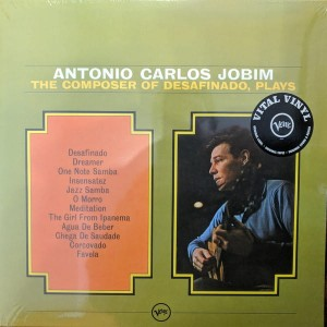 JOBIM,ANTONIO CARLOS - COMPOSER OF DESAFINADO PLAYC