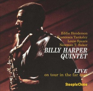 HARPER, BILLY - LIVE ON TOUR IN THE FAR EAST, VOL. 1