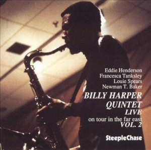 HARPER, BILLY - LIVE ON TOUR IN THE FAR EAST, VOL. 2