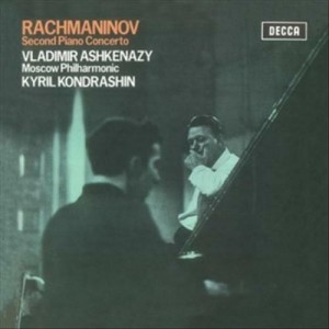 ASHKENAZY, VLADIMIR - RACHMANINOV PIANO CONCERTO IN C MINOR NO. 2