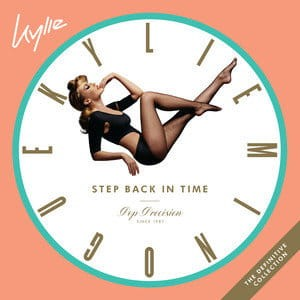 MINOGUE, KYLIE - STEP BACK IN TIME: THE DEFINITIVE COLLECTION (COLOURED VINYL - MINT GREEN)