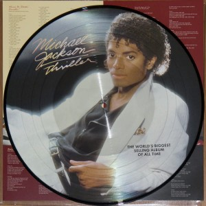 JACKSON, MICHAEL - THRILLER PICTURE DISC