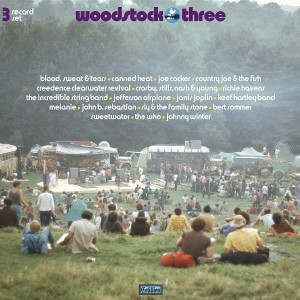 VARIOUS - WOODSTOCK III (SUMMER OF 69 CAMPAIGN)