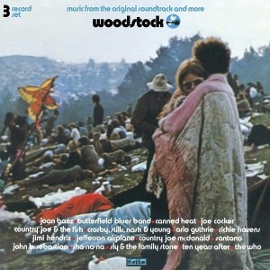 VARIOUS - WOODSTOCK I (SUMMER OF 69 CAMPAIGN)