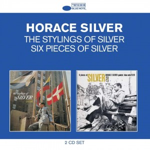 SILVER, HORACE - CLASSIC ALBUMS: THE STYLINGS OF SILVER/SIX PIECES