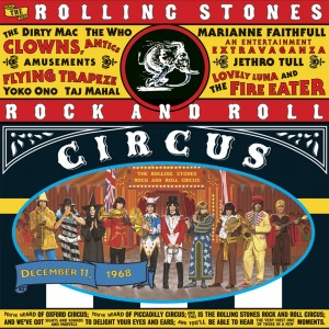 ROLLING STONES, THE - THE ROLLING STONES ROCK AND ROLL CIRCUS